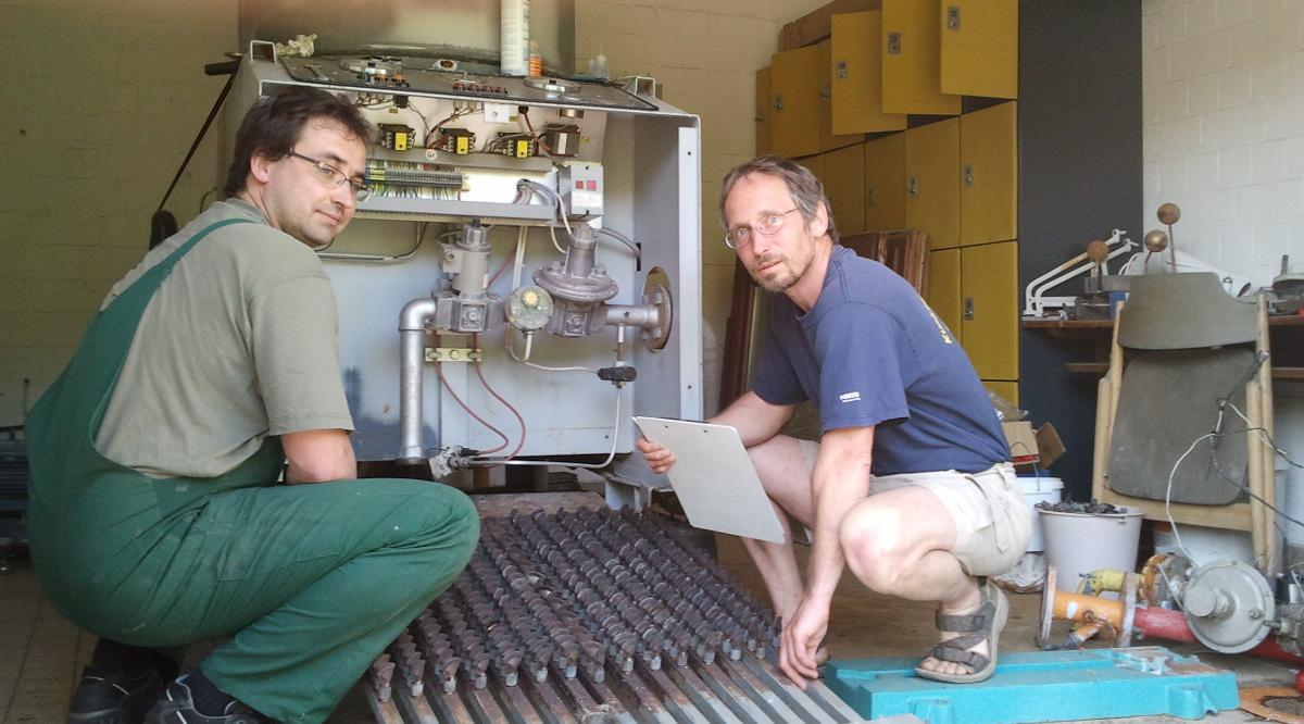 Alte Kesselanlage könnte gegen BHKW ausgetauscht werden