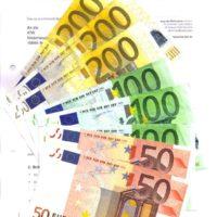 Tausend Euro Fördergeld